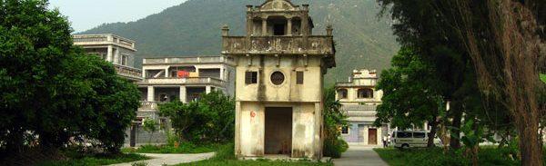 広東省一美しい村と称される馬降龍