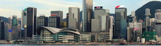 財政は黒字だがGDPは伸び悩んでいる(写真『香港ポスト』)